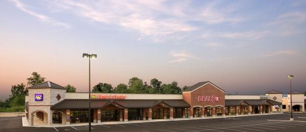 Amberwood Shopping Center