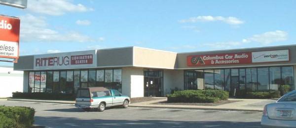 Morse Road Retail Center
