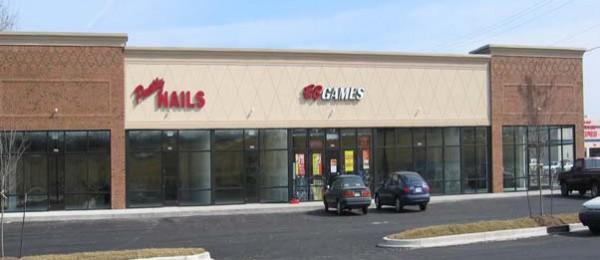 New Albany Retail Center
