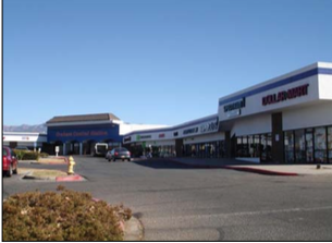 Fiesta Crossings Shopping Center