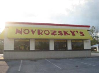 Novrozsky's Hamburgers